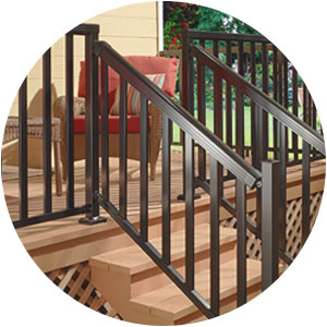 Easy-to-Install_Features-&-Benefits_300x300_Circle_Peak-Balustrade-System-Page