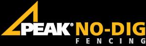 Peak No Dig Aluminium Fencing Logo