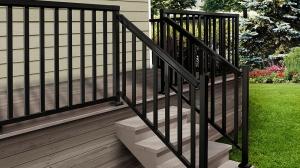 Wide-Black-Picket-Stair-Railing