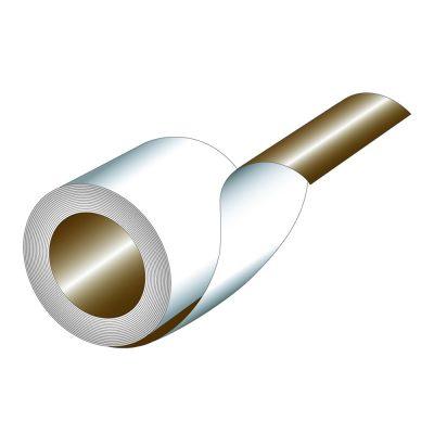 BrownWhite-Aluminum-Flashing-Coils-SKU-4606