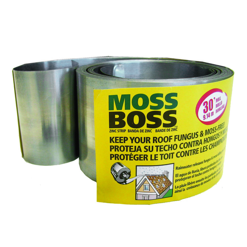 Moss Boss Zinc Moss Kill Peak Products Canada