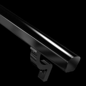 RailBlazers-Black-Continuous-Handrail-Kit-Gloss-90171