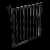 RailBlazers-Black-Gate-Standard-Picket-Gloss-90161