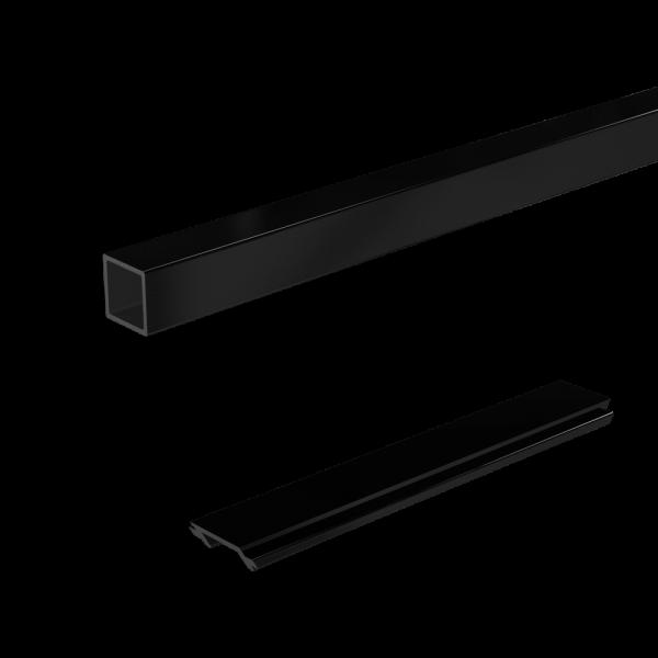 RailBlazers-Black-Standard-Stair-Picket-Gloss-90261