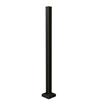 RailBlazers-Matt-Black-Stairpost-91051