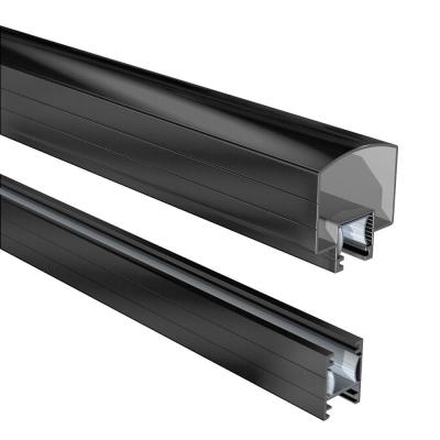 RailBlazers-Matte-Black-Hand-and-Base-Rail-Kit-91101