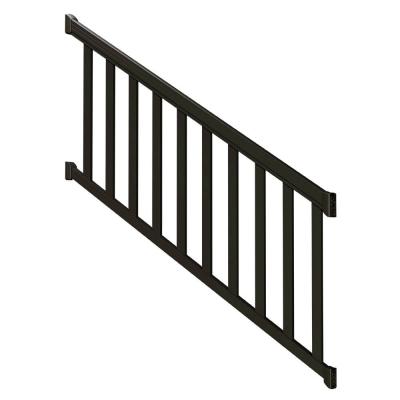 RailBlazers-Matte-Black-Stair-Rail-kit-wide-pickets-91321