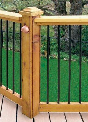 Veranda Horizontal Deck Rail Kit 681500