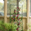 72 inch Geometric Garden Trellis